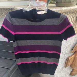Striped Sweater Tee by Loft